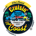 Cruisin' the Coast Logo