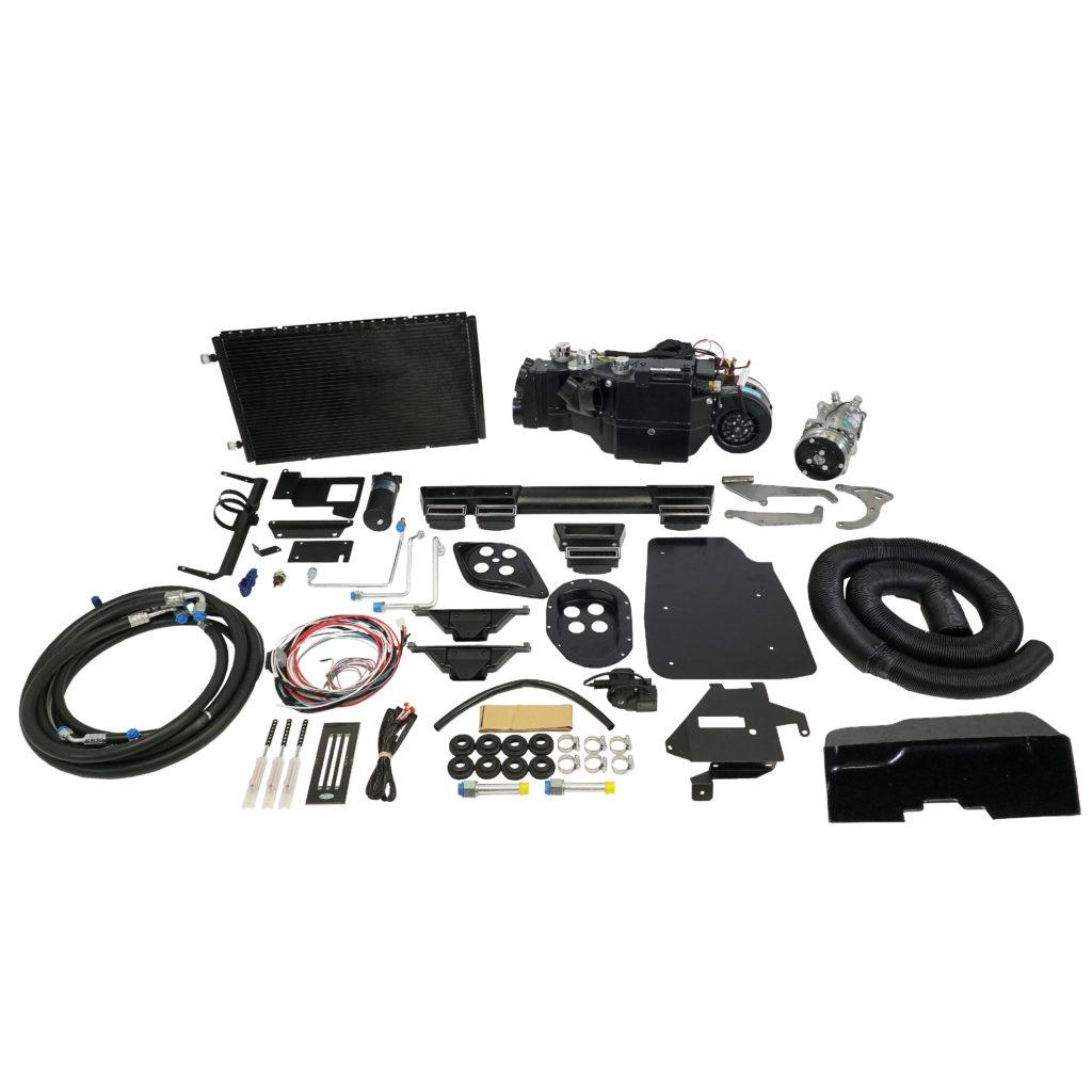(961077) 1973-74 Nova without AC Complete Kit