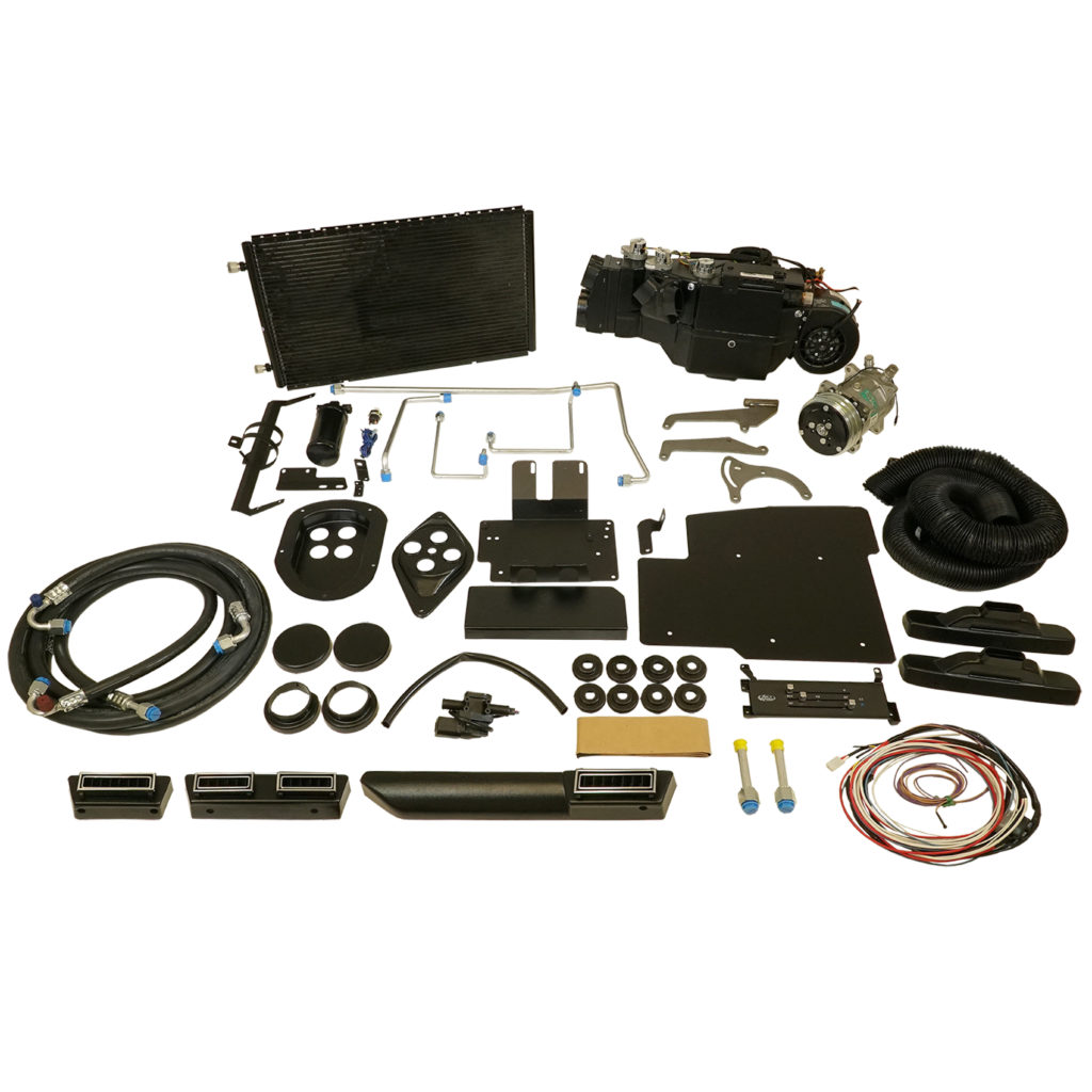 1970-72 Monte Carlo without AC Complete Kit