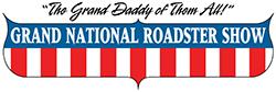 Grand National Roadster Show Logo